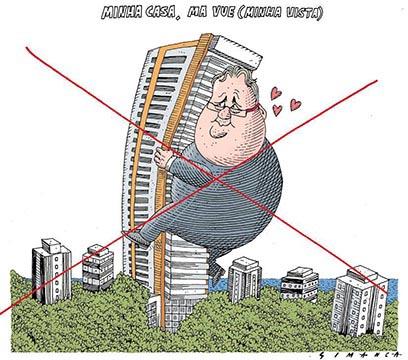 Resultado de imagem para gEDDEL CORRUPTO: CHARGES