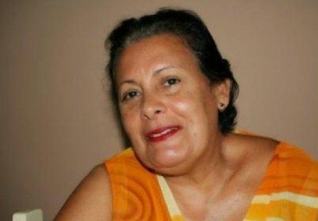 """A """"jornalista"""" Maria Aparecida"""