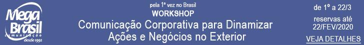 Workshop Mega Brasil