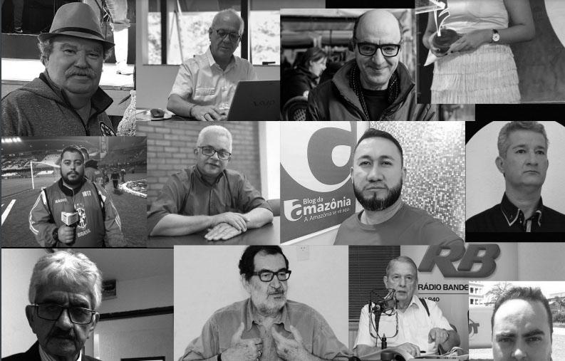 Quase 100 jornalistas morreram em decorrência da Covid-19