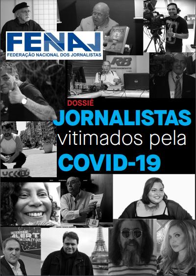 Relatório da Fenaj apontou quase 100 jornalistas mortos desde o início da pandemia