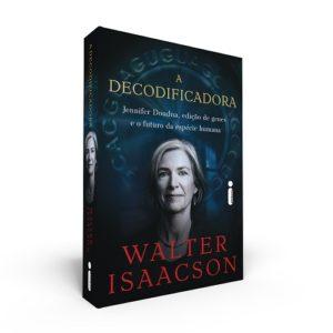Capa da biografia A Decodificadora