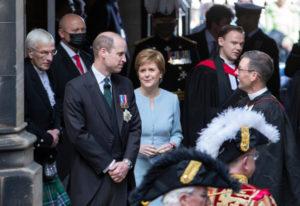 Novos sinais da estratégia de RP da família real britânica