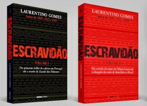 Laurentino Gomes lança em junho o segundo volume da trilogia Escravidão