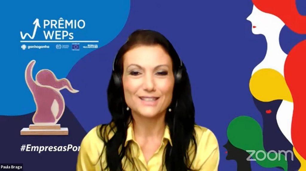 Paula Braga, CEO do Automotive Business