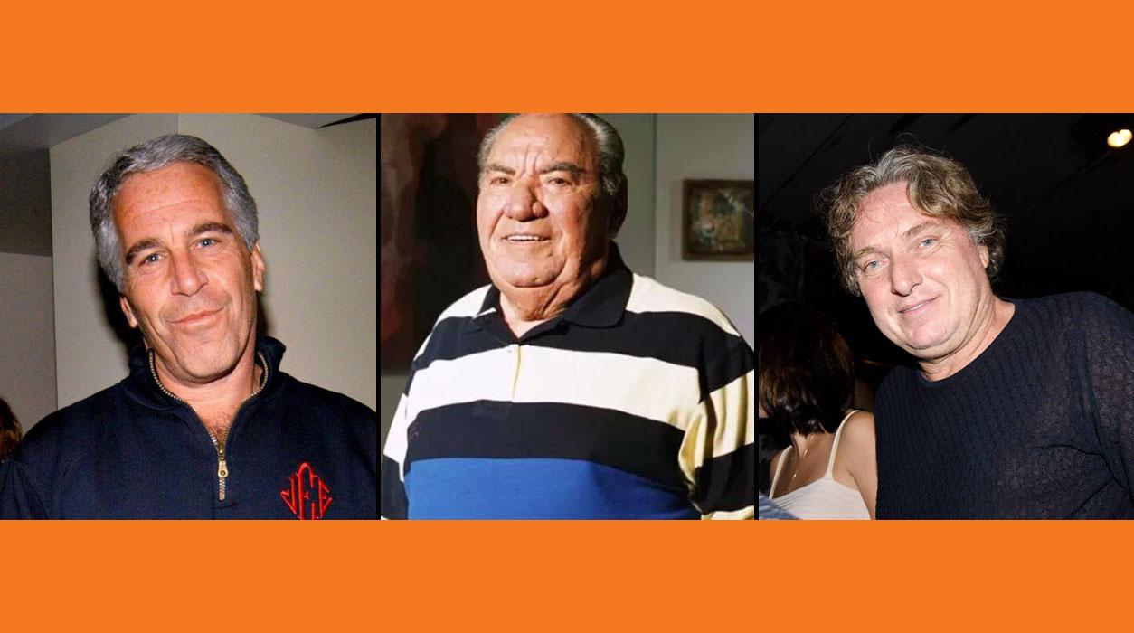 Jeffrey Epstein, Samuel Klein e Saul Klein
